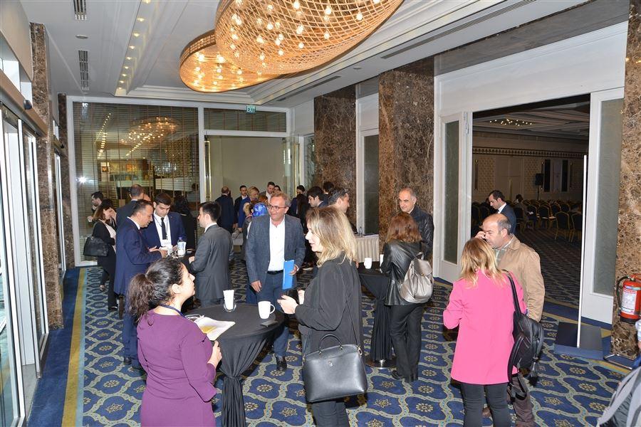 Elektronik Ticarette İstatistiki Veriler ve Elektronik Ticaret Bilgi Platformu Çalıştayı gerçekleştirildi.