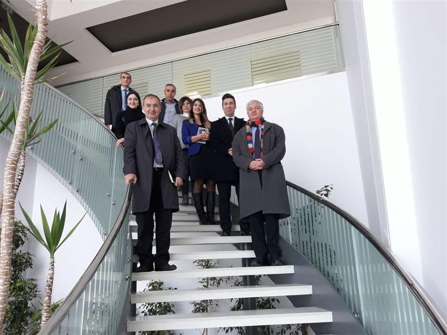 Ticaret Bakanlığı Türkiye Geneli Firma Ziyaretleri Programı Kapsamında 21 İl Ziyaret Edildi